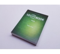Logbook 68x48 mm