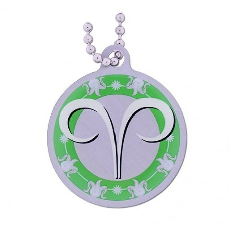 Zodiac Travel Tag - Aries