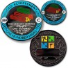 100 Hides Geo-Achievement® Award Coin Set