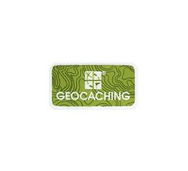 Geocaching Logo Patch with Velcro